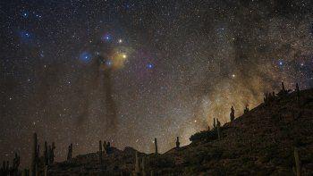 La NASA seleccionó una foto de la Quebrada de Humahuaca