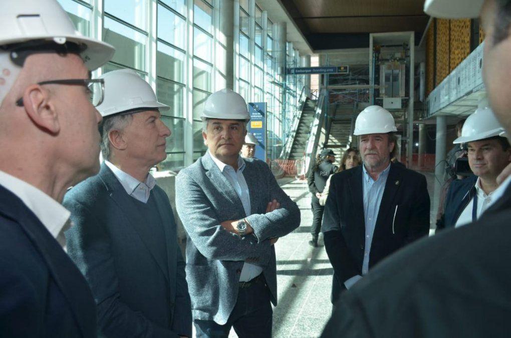 Aeropuerto, la obra que inaugurará Macri en Jujuy