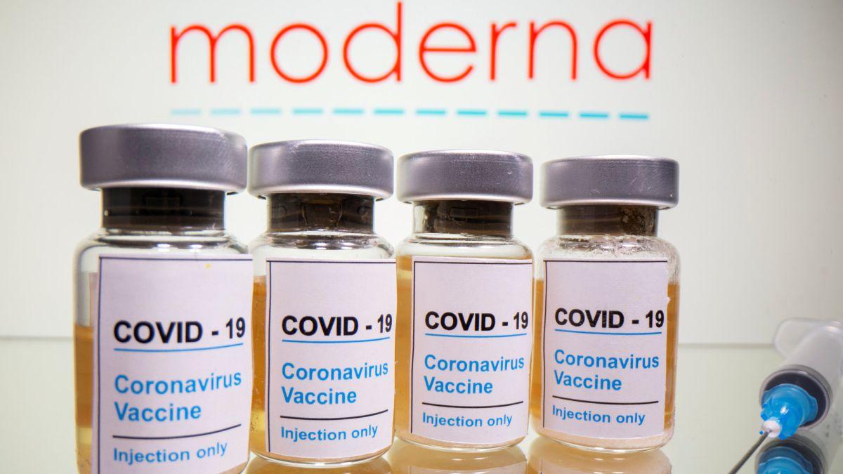 Como será la distribución de las vacunas de Moderna para jóvenes de entre 12 y 17 años