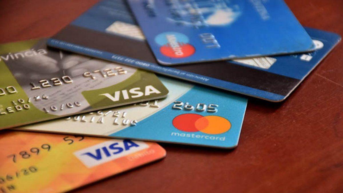 Vencimiento de tarjetas: se podrá pagar con 3 meses de gracia y en 9 cuotas