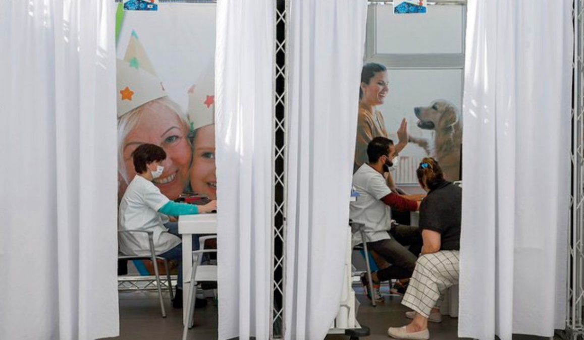 En dos meses, Israel ya vacunó a más del 70 % de su población mayor a 16 años