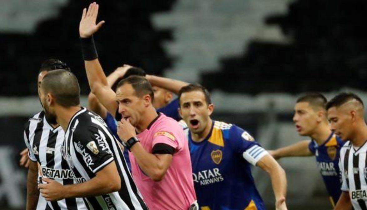 El duro fallo de la Conmebol contra Boca por el escándalo ante Mineiro