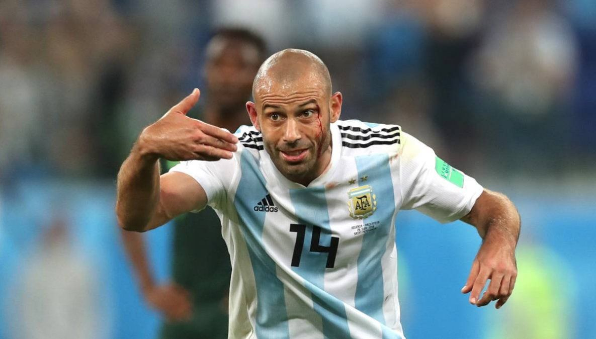 El emotivo video de la Selección Argentina a Mascherano por su retiro