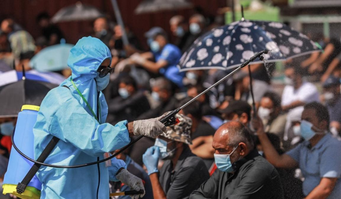 El mundo registró 623.000 contagios en un día