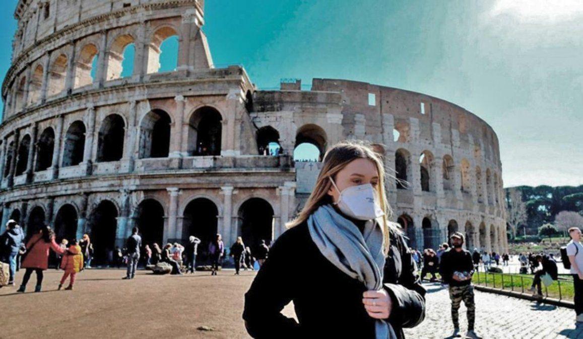 Italia, a poco de dejar atrás el toque de queda nocturno