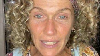 La angustia de Maru Botana tras quedar varada en el exterior