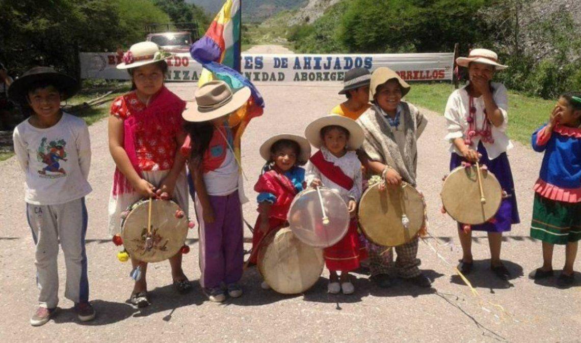 Jueves de ahijaditos, una tradición con los niños como protagonistas