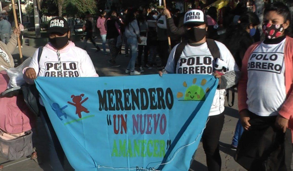 El intendente Ortega ignora las necesidades de comedores y merenderos