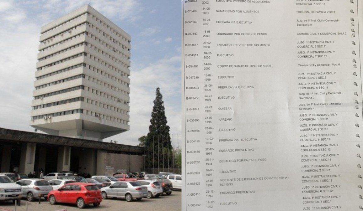 Concursos en la Justicia: por antecedentes penales, impugnarán a un postulante a Fiscal