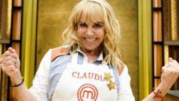 Claudia Villafañe se consagró como la ganadora de Masterchef Celebrity