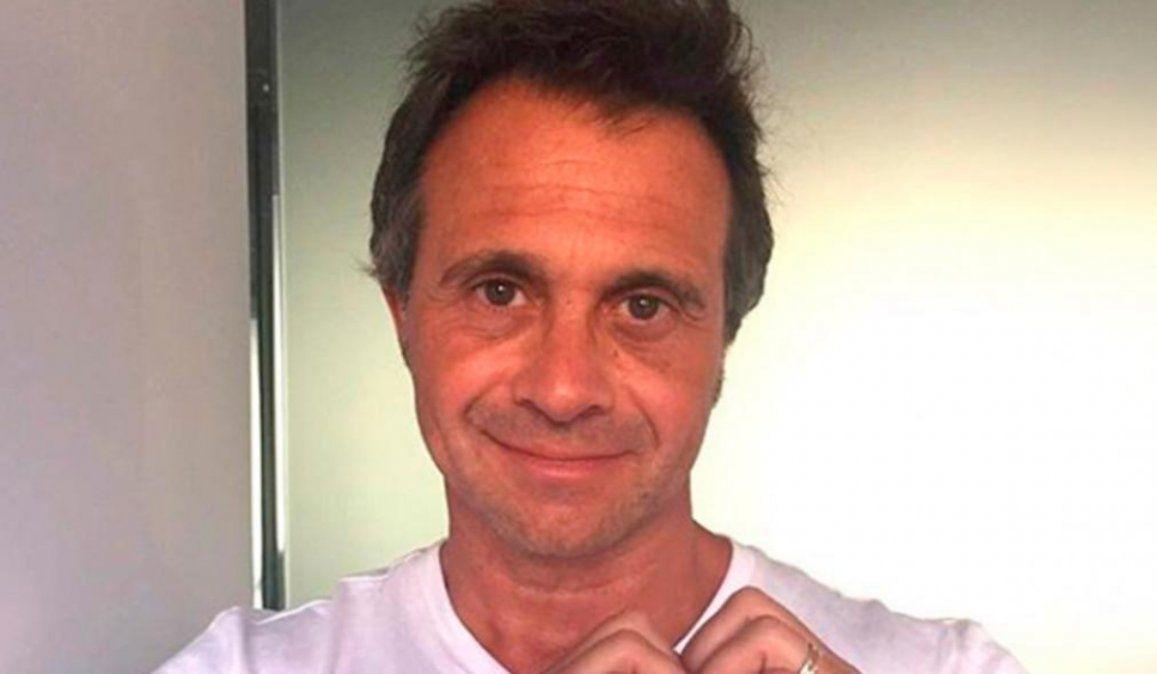 Tras superar el Covid, Sergio Lapegüe contó que atraviesa un bajón anímico
