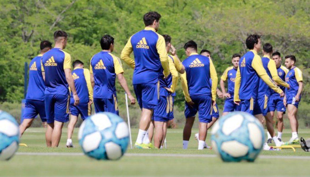 Con Salvio recuperado, Boca juega en Porto Alegre con el Inter
