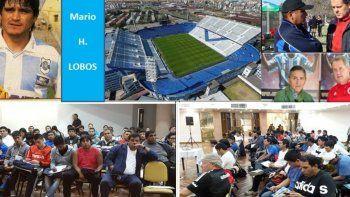 Vélez capacitará a entrenadores jujeños