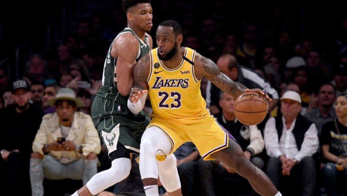 La NBA, cerca de anunciar su plan: competencia de 22 equipos, en Disney