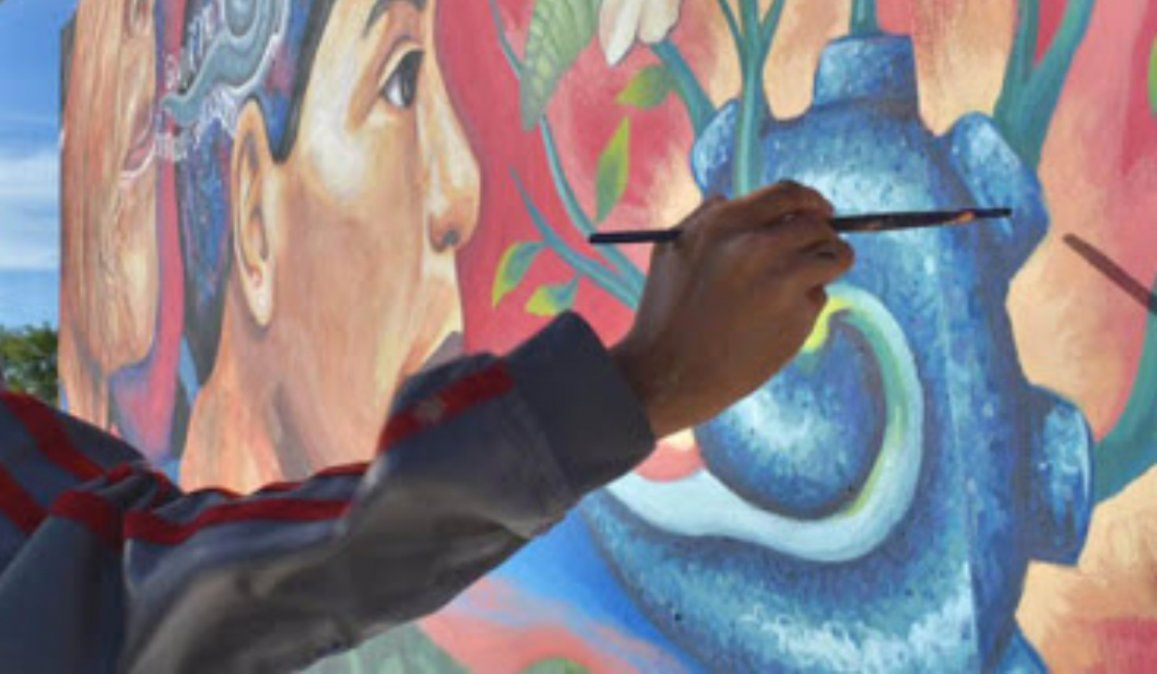 Por el Año Belgraniano, lanzan un concurso federal de muralismo