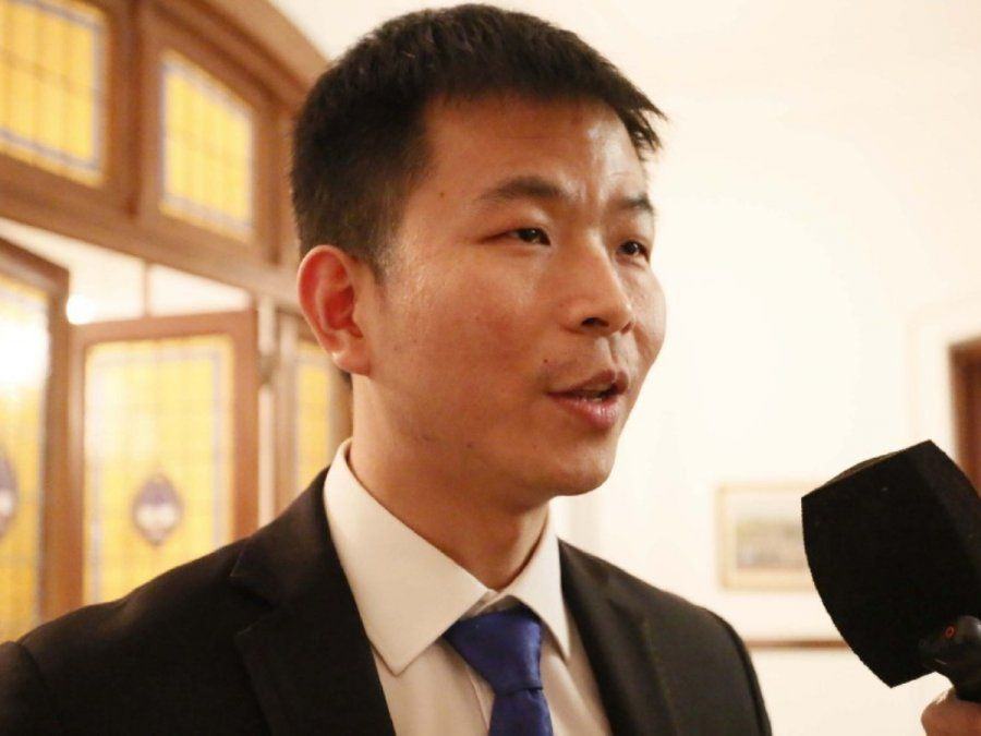 El virus no tiene nacionalidad, la palabra de un ejecutivo chino que trabajó en Jujuy