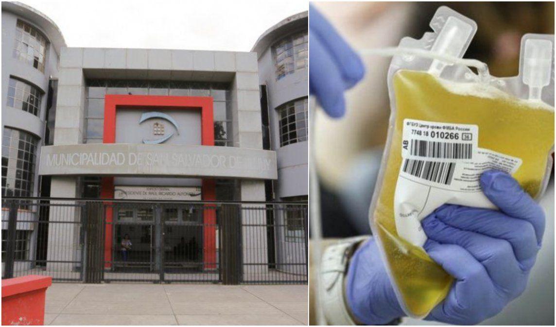 Otorgarán licencia de 7 días a empleados municipales que se recuperen y donen plasma