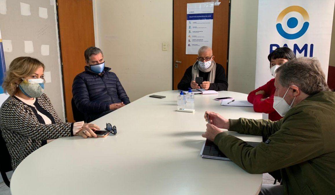 PAMI delinea acciones para garantizar la atención a jujeños con coronavirus