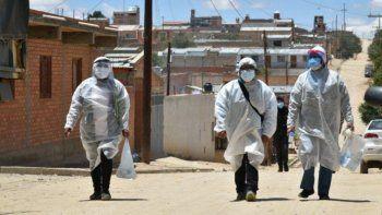 Por el aumento de contagios, La Quiaca vuelve a restringir la circulación y actividades