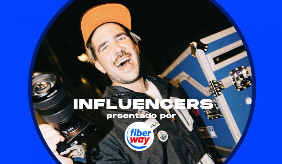 Influencers: Jero Pokle un reconocido creador de contenidos visuales