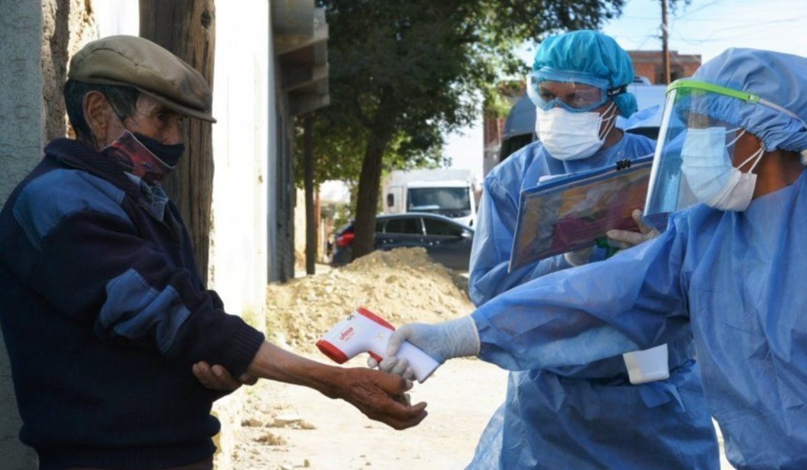 Jujuy registró 5 fallecidos y 264 nuevos casos este viernes