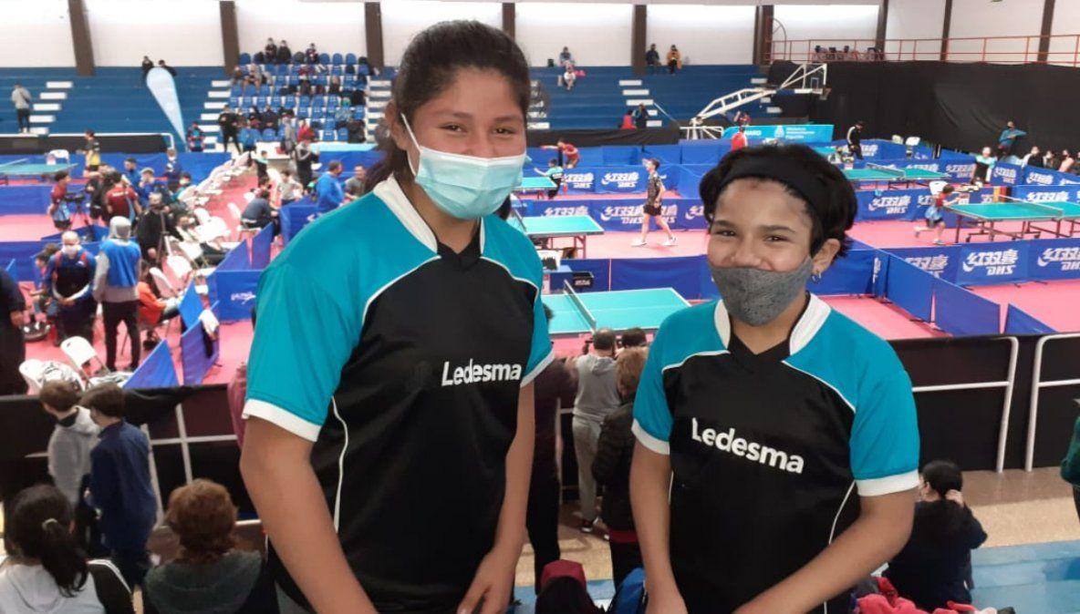 El tenis de mesa vuelve a llenar de gloria al deporte jujeño