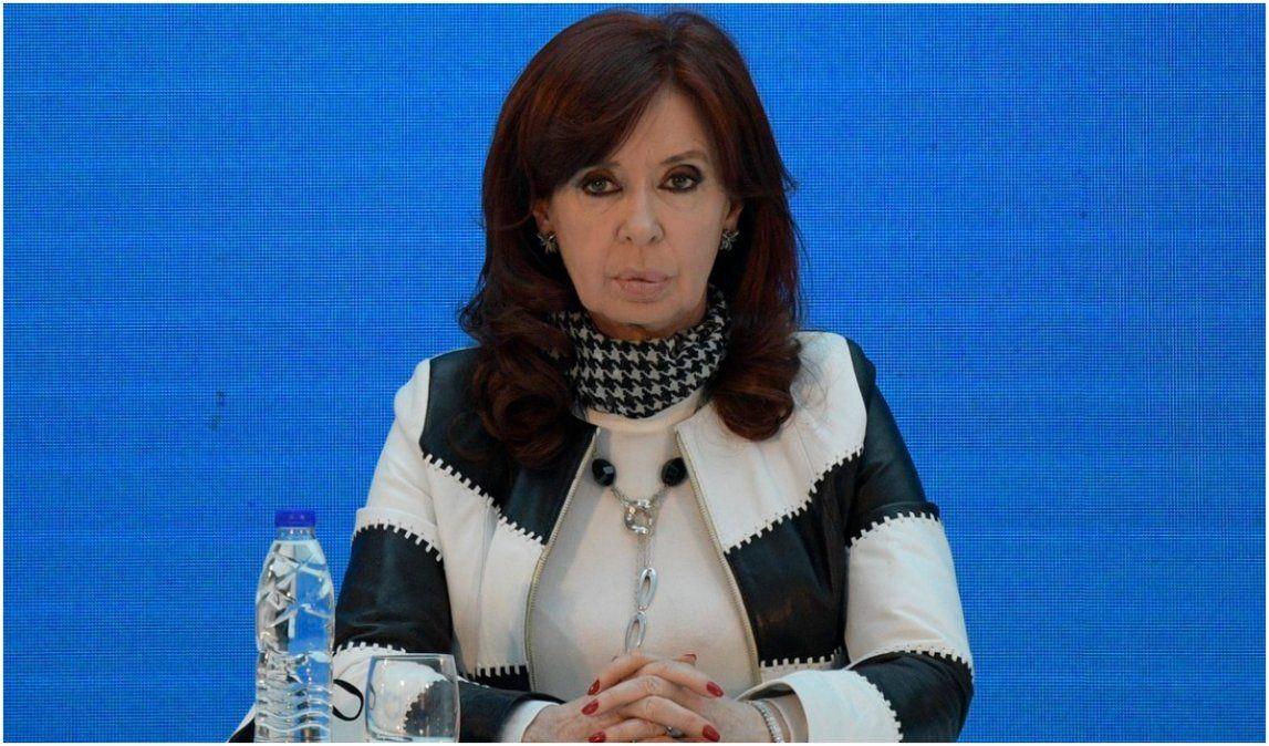 Cristina dijo que hay funcionarios que no funcionan