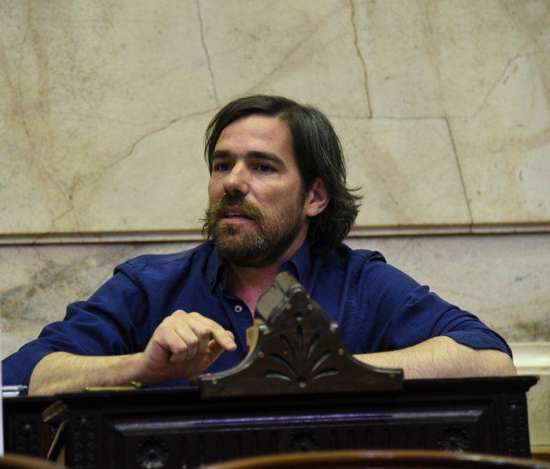 Del Caño: En el gobierno de Morales hay un régimen que incluye al PJ de Rivarola
