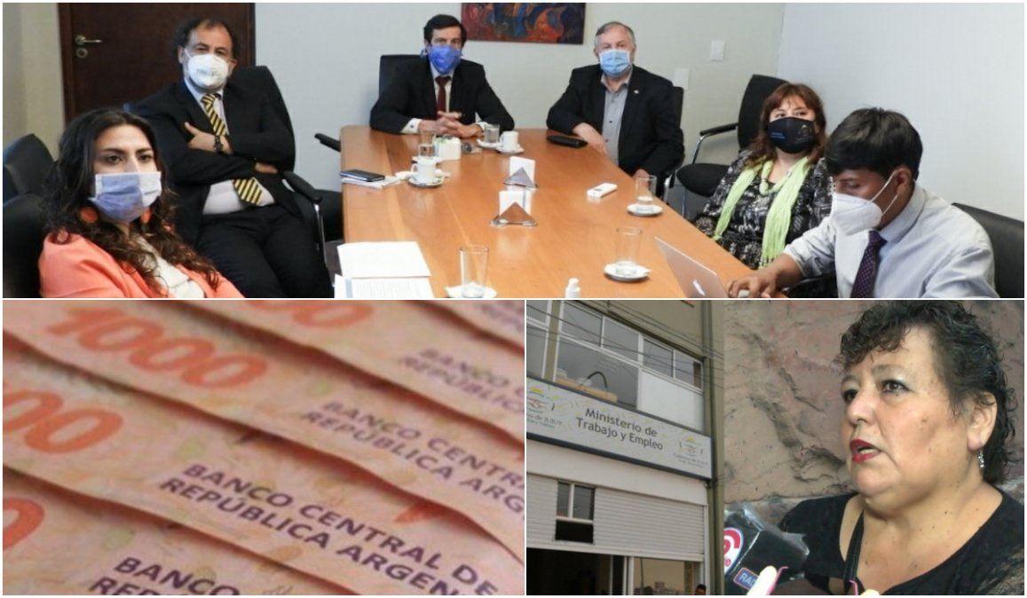 Paritarias: La reunión entre gobierno y gremios pasó para este martes