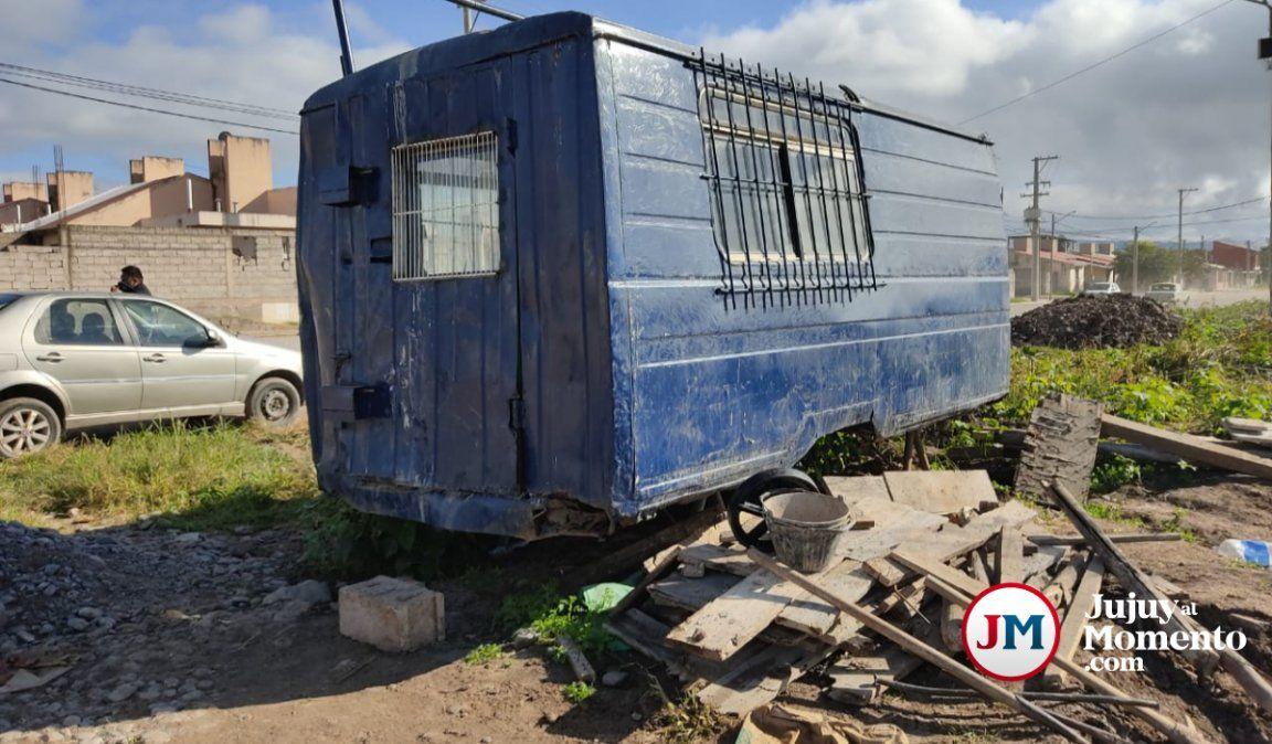 Inseguridad en Palpalá: Malvivientes encerraron a un sereno para robar