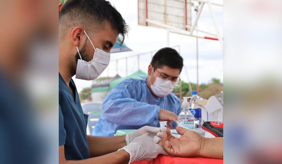 El operativo sanitario con atenciones gratuitas llega a Alto Comedero