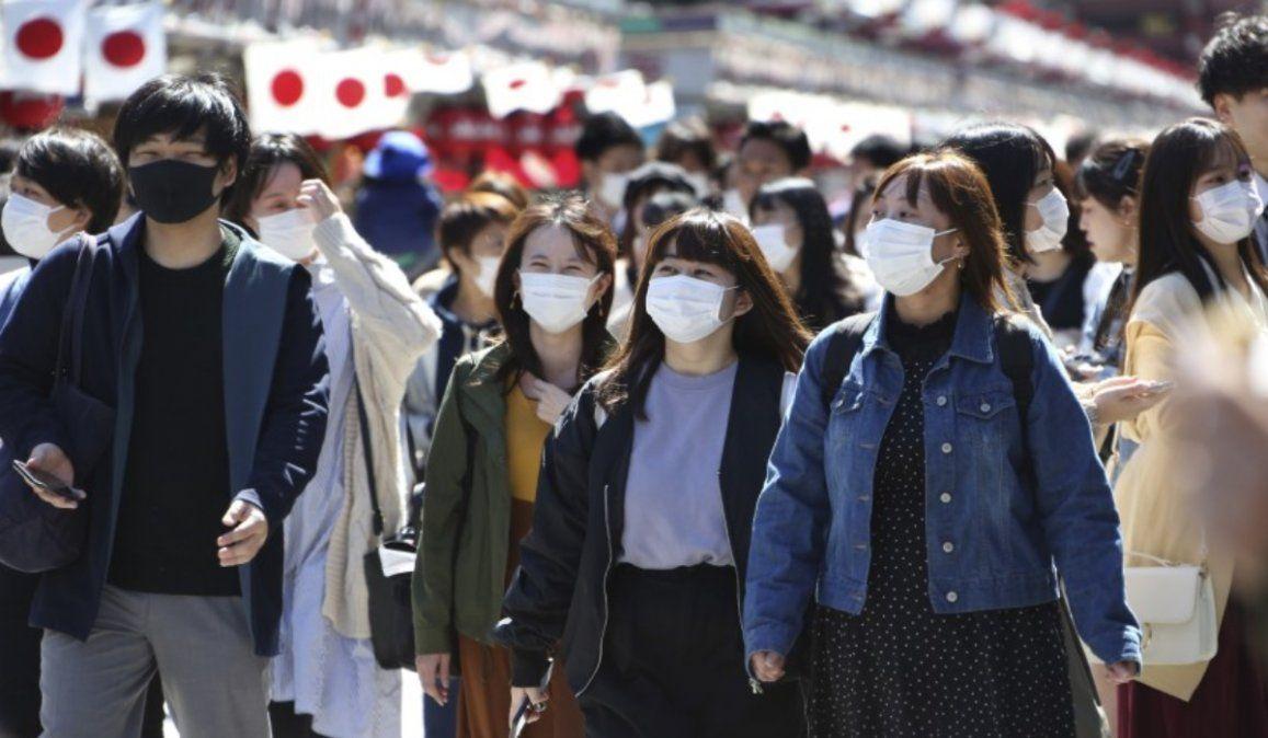 Japón pide quedarse en casa durante la semana dorada del turismo para evitar contagios