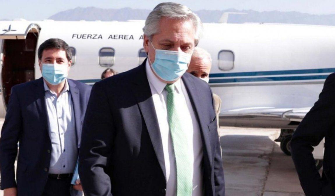 Lo que le espera a Alberto Fernández si llega a Jujuy