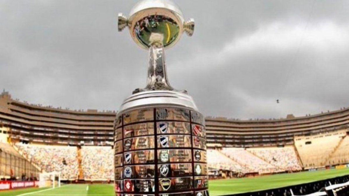 Arranca la Copa Libertadores