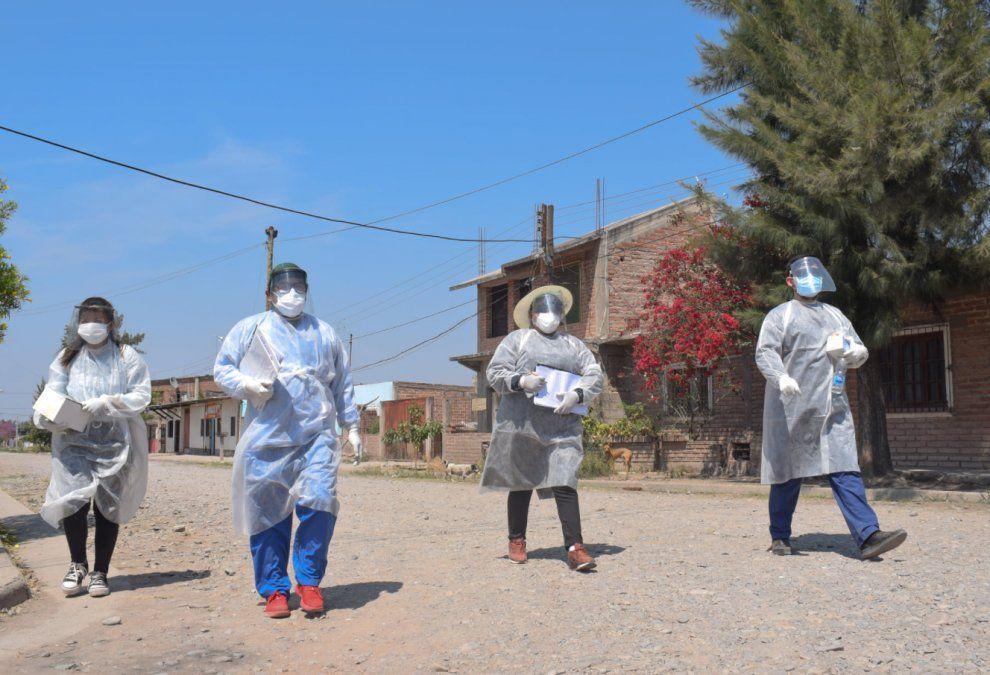 Jujuy no tiene departamentos con índices de riesgo epidemiológico