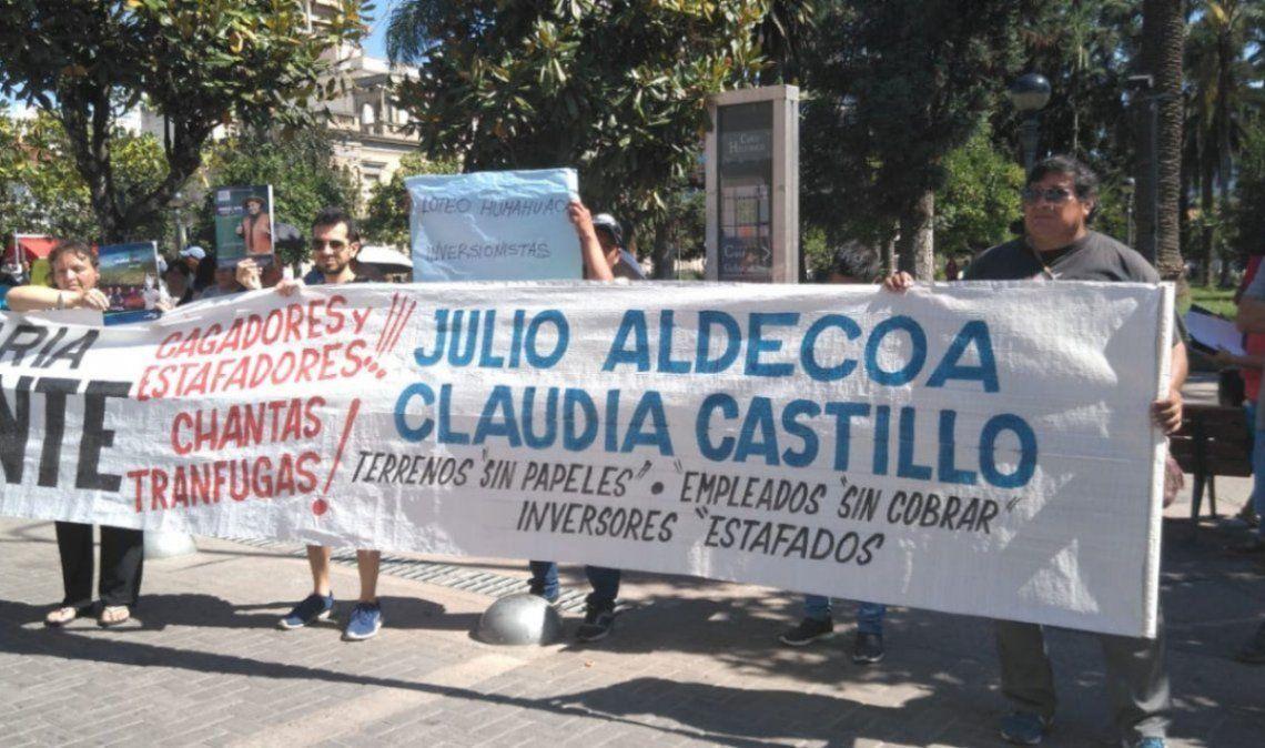 Damnificados valoraron la detención del dueño de la empresa Horizonte