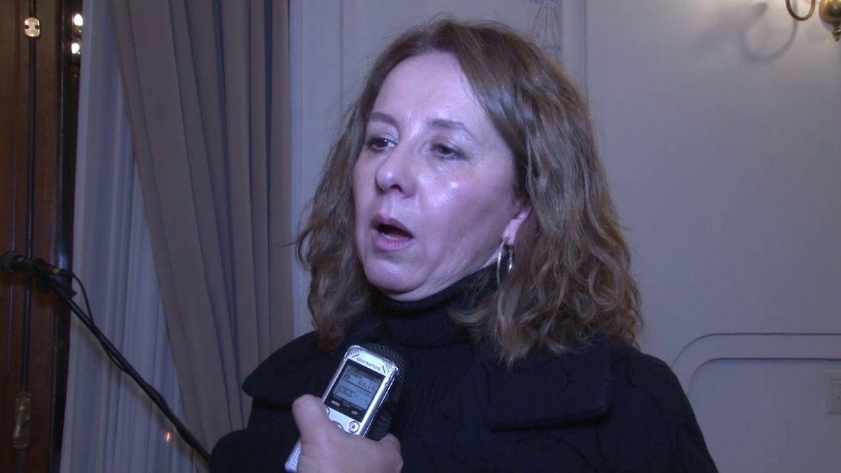 María Teresa Bovi asumirá el cargo de ministra de Educación el lunes 18 de octubre