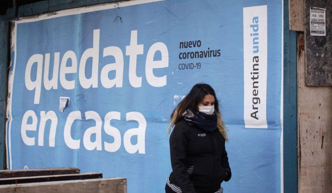 Argentina registró 11.249 nuevos casos y 337 fallecidos este sábado