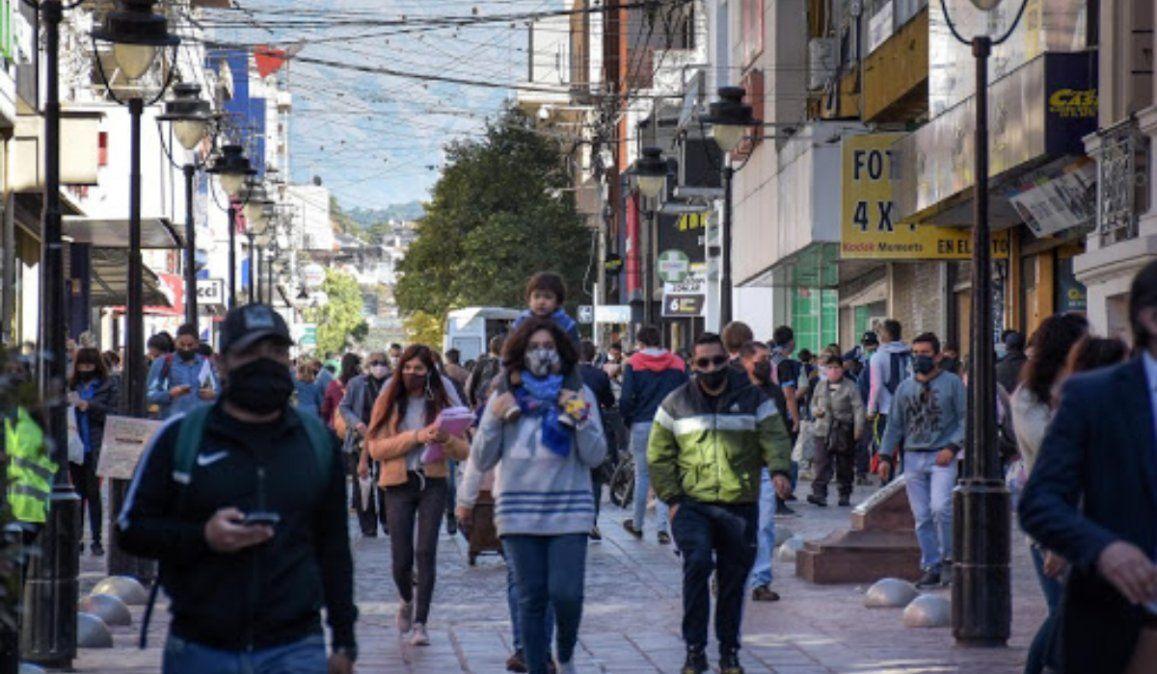 La variante de Manaos que llegó a Jujuy tiene poder duplicado de contagio