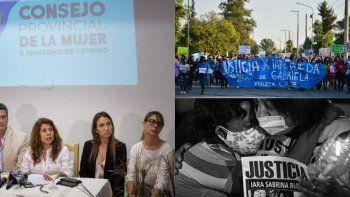 Aumento de la violencia de género y cuestionamientos al Consejo de la Mujer