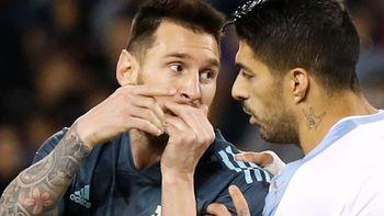 La Selección Argentina visita a Uruguay con polémica por la fecha