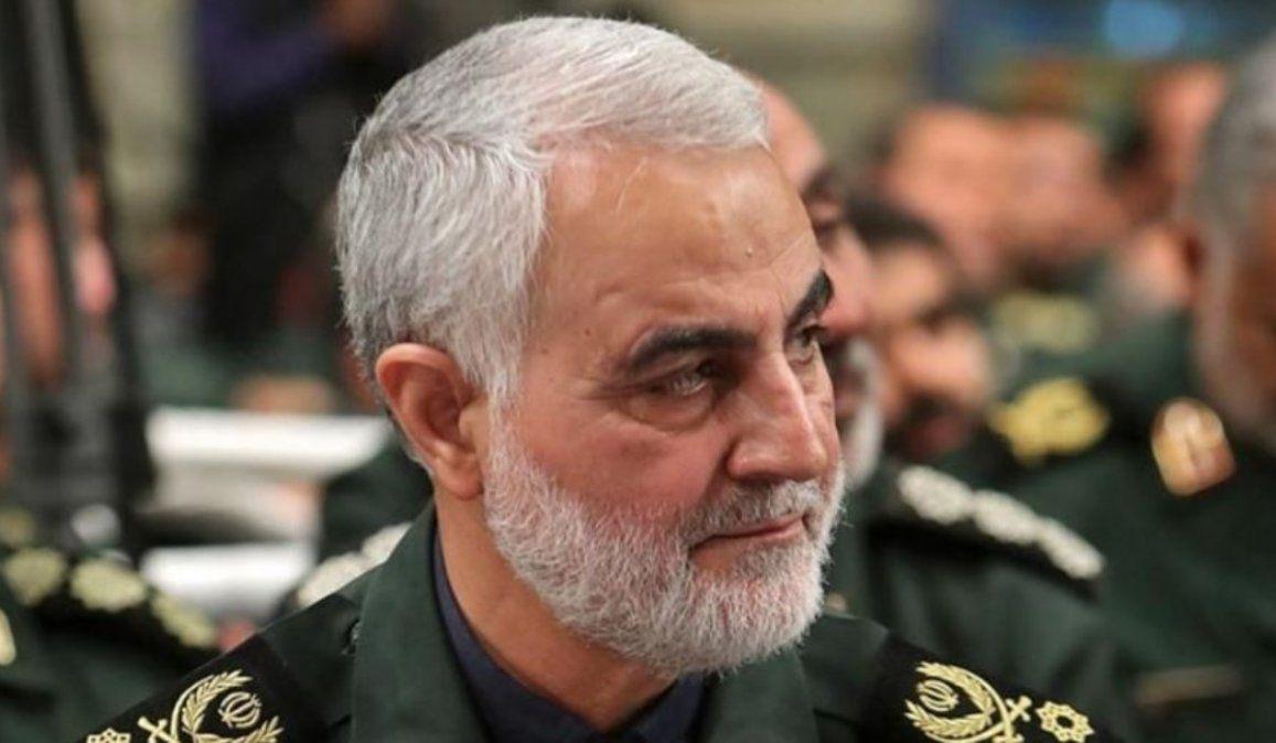 Murió un general iraní en un ataque de EEUU y se encendieron las alarmas