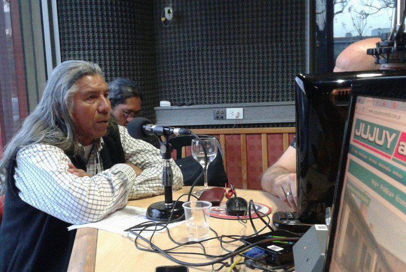 """Félix Díaz: El pueblo Qom no está dentro de la agenda electoral"""""""