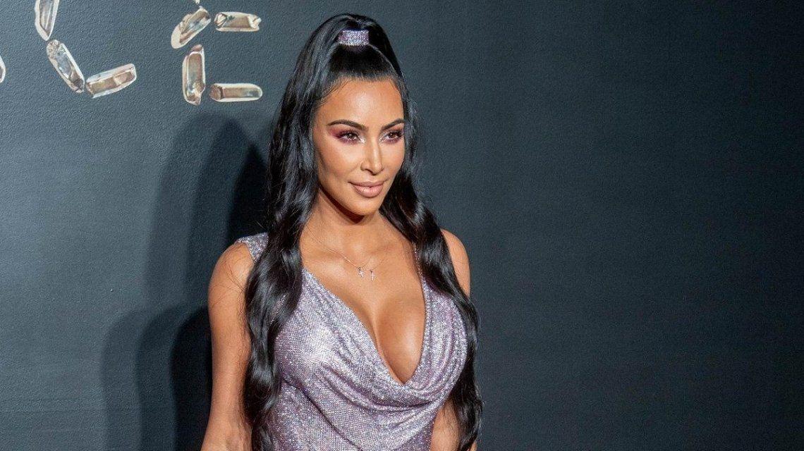 La angustia de Kim Kardashian por una mala noticia sobre su salud