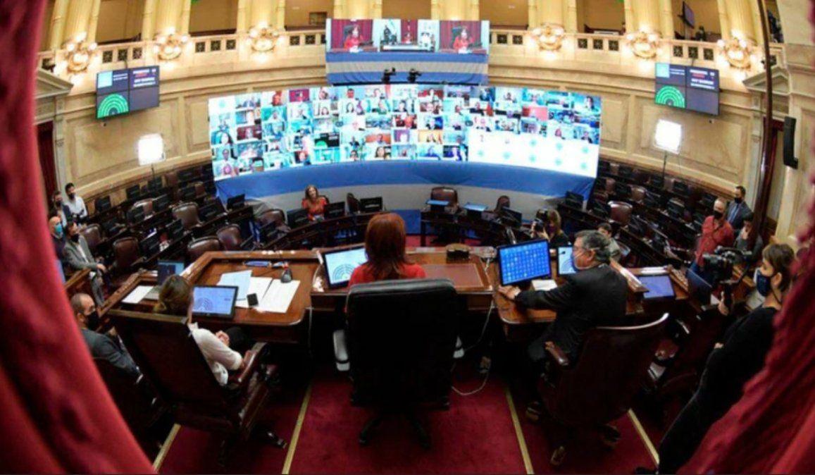 Súper miércoles en el Congreso: Senadores y Diputados sesionarán en forma remota