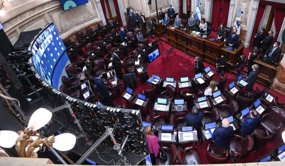 El Senado debate este jueves el proyecto de Ganancias y el régimen de Monotributo