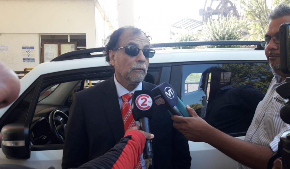 El ministro de Trabajo criticó a la minera EXAR