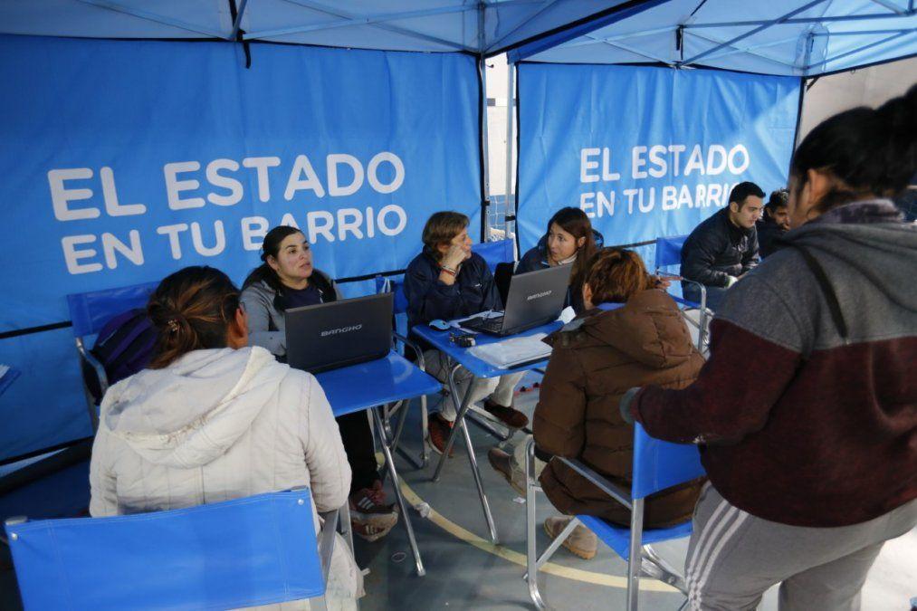 Trámites rápidos en San Salvador de Jujuy