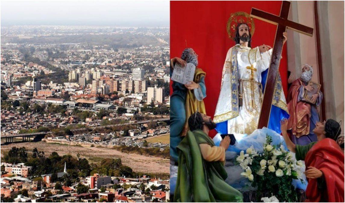 Comenzaron las honras al Santo Patrono de la ciudad