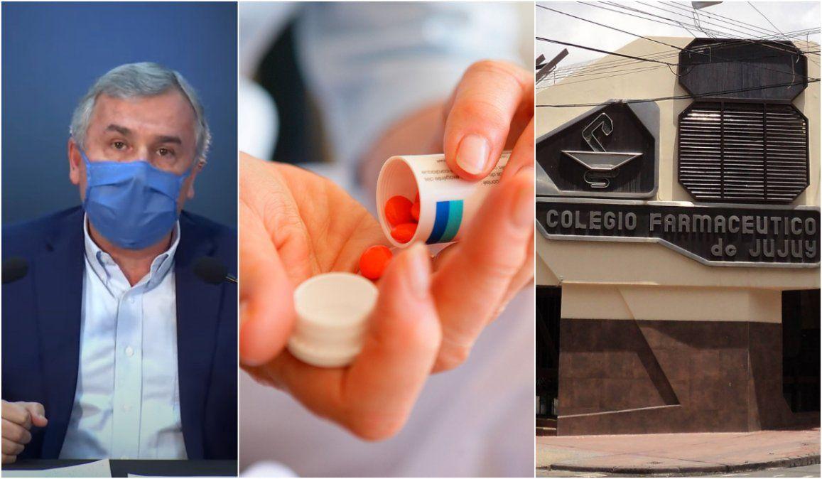 El Colegio Farmacéutico de Jujuy en contra de la automedicación que planteó Morales